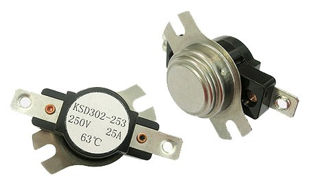 Instant Water Heater thermostat » KSD302-253