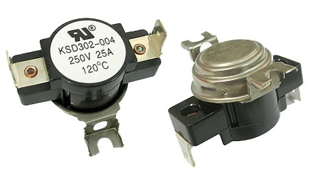 Instant Water Heater thermostat » KSD302-263