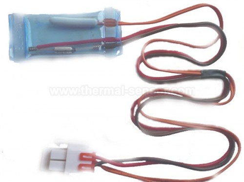 Defrost thermostats ksd30 005 supplier china defrost for How to defrost windshield without heat