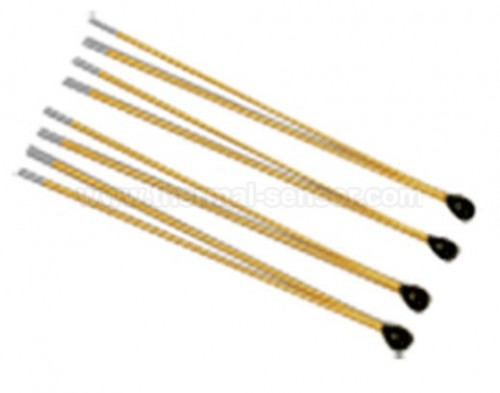 Epoxy Coated NTC Thermistor » MF5A-4(epoxy-sealed ,enamel wire)